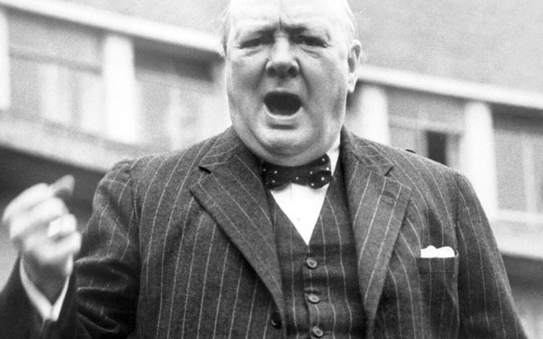 Winston Churchill: Inspirational leadership advice for agencies